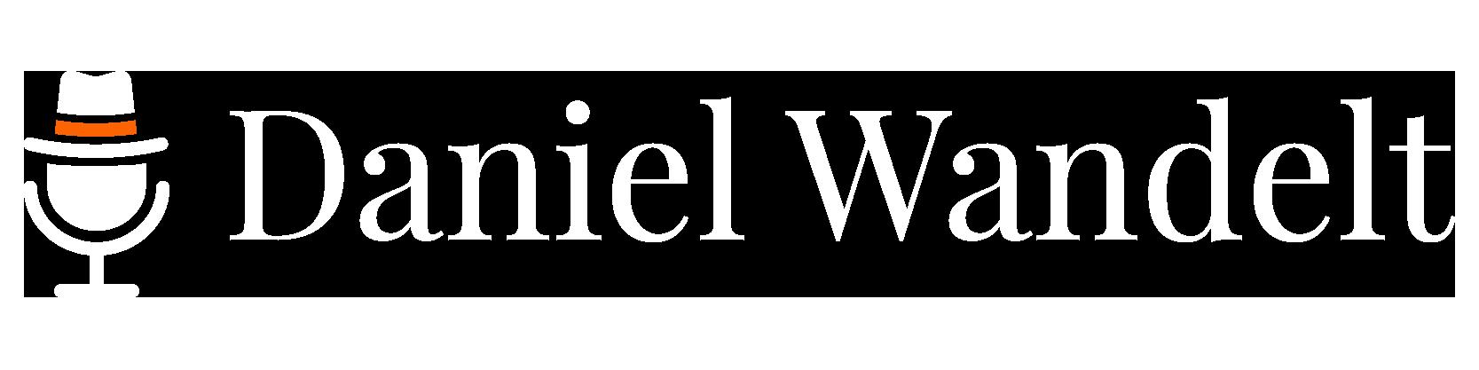Daniel Wandelt - Schauspieler und Sprecher