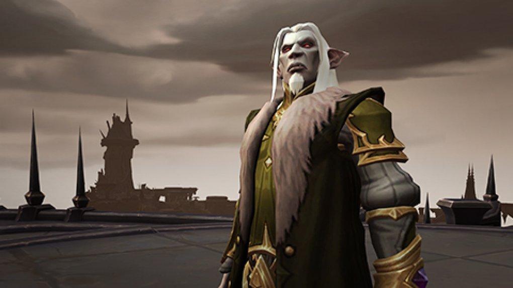 Sprecher-Rolle für World of Warcraft